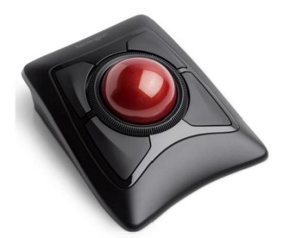 デスクワークにはトラックボールマウスを導入した方が良いと思う件